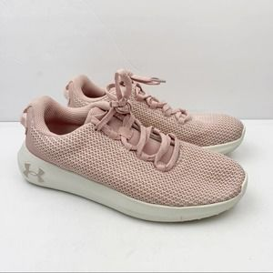 Under Armour   Women's Ripple MTL Sneakers Pink